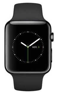 apple watch sport noir sideral