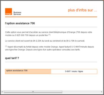 smart pro changer d 39 offre assistance orange. Black Bedroom Furniture Sets. Home Design Ideas