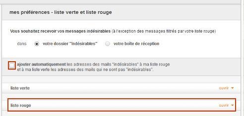 Comment arrêter les e-mails indésirables de sites de rencontre