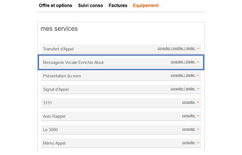 Services Ligne Fixe Resilier Assistance Orange