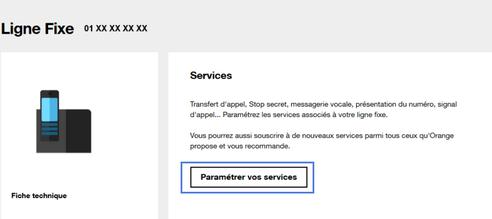 desactiver transfert d appel orange mobile