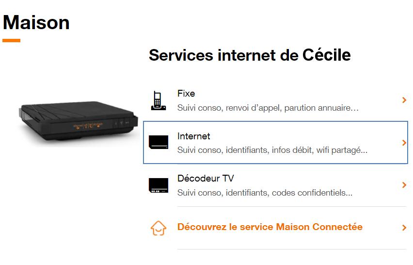 Internet+ : résilier un abonnement - Assistance Orange