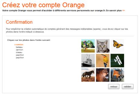 Cr er un compte orange assistance orange - Les 3 suisses mon compte ...