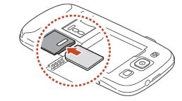 samsung galaxy s3 4g ins rer la carte micro sim assistance orange. Black Bedroom Furniture Sets. Home Design Ideas