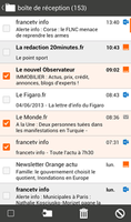 application mail Orange