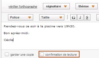 Cliquez Sur Le Bouton Envoyer