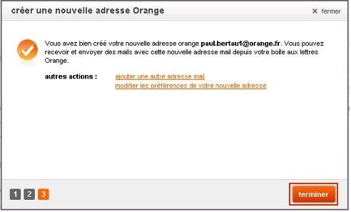 Messagerie Mail Orange Creer Une Nouvelle Adresse Mail Orange Alias Assistance Orange