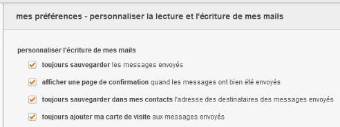 Toujours Ajouter Ma Carte De Visite Aux Messages Envoys