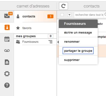 messagerie mail pro les nouveaut s assistance orange. Black Bedroom Furniture Sets. Home Design Ideas