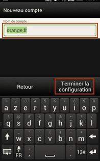 messagerie pro sur android configurer un compte pro avec un mail de soci t assistance orange. Black Bedroom Furniture Sets. Home Design Ideas