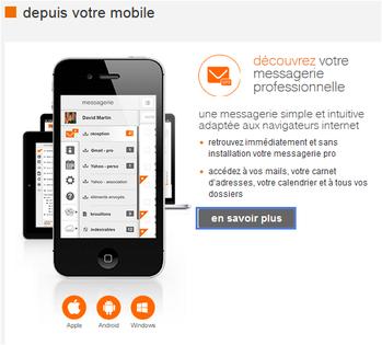 messagerie mobile orange depuis un fixe. Black Bedroom Furniture Sets. Home Design Ideas
