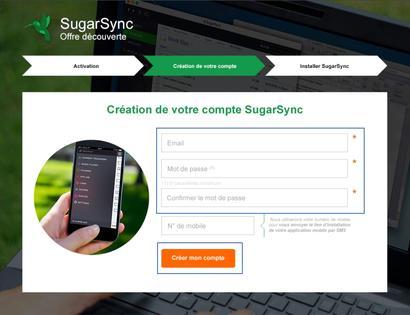 sugarsync activer et installer assistance orange. Black Bedroom Furniture Sets. Home Design Ideas