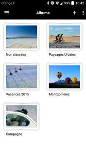 Orange Photos Android Voir Partager Et Ajouter Vos Photos Assistance Orange