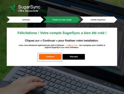 Sugarsync activer et installer assistance orange - Recevoir les sms d un autre portable ...