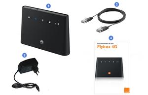HUAWEI, Flybox 4G (B310) - Assistance Orange