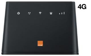 comparatif box 4G : Flybox 4G d'Orange