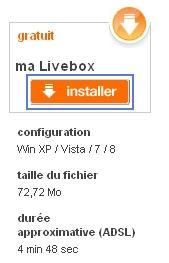 ma livebox pc t l charger et installer assistance orange. Black Bedroom Furniture Sets. Home Design Ideas