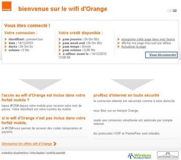 wifi partag se d connecter assistance orange. Black Bedroom Furniture Sets. Home Design Ideas