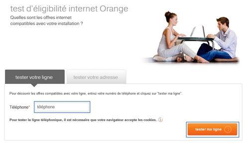 Mesurer le d bit de votre connexion assistance orange - Numero de telephone boutique orange la defense ...
