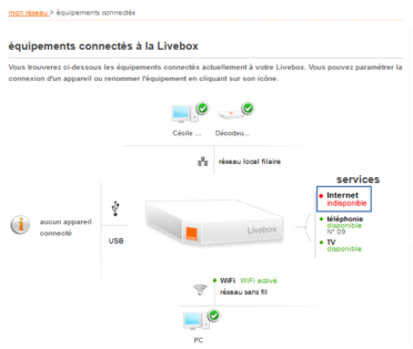 Livebox 2   reconnecter au réseau - Assistance Orange ab8a2a02e767