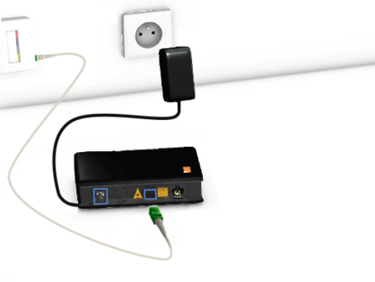 livebox 2 d brancher assistance orange. Black Bedroom Furniture Sets. Home Design Ideas