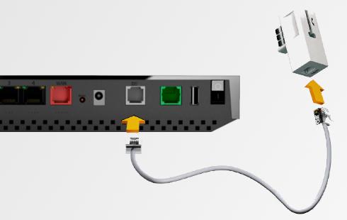 livebox play installer premi re installation assistance orange. Black Bedroom Furniture Sets. Home Design Ideas
