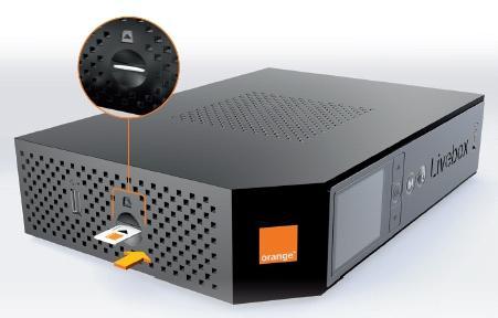 livebox pro v3 fibre installer assistance orange. Black Bedroom Furniture Sets. Home Design Ideas