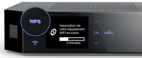 livebox pro v4 connecter facilement vos quipements en wifi avec le wps assistance orange. Black Bedroom Furniture Sets. Home Design Ideas