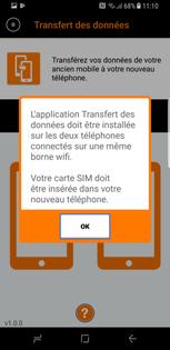 Transfert des données : transférer vos données depuis un mobile sous Android - Assistance Orange