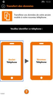 Transfert des données : transférer vos données depuis un mobile sous Windows Phone - Assistance ...