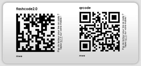 flashcode et qrcode pr sentation assistance orange. Black Bedroom Furniture Sets. Home Design Ideas