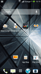Htc One 4g Verifier Le Parametrage Internet Orange Assistance