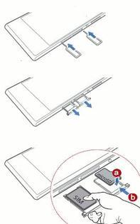 comment mettre carte sim dans huawei p8 lite Huawei P8 lite : introduire la carte SIM   Assistance Orange