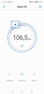 Huawei P20 Lite : écouter la radio FM - Assistance Orange