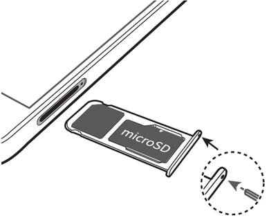 huawei p20 carte sd Huawei P20 Lite : insérer la carte mémoire   Assistance Orange