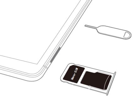 comment mettre carte sim dans huawei p8 lite Huawei P9 Lite : insérer la carte Nano SIM   Assistance Orange