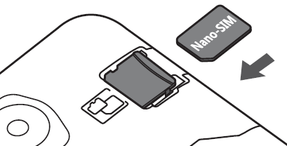carte sim huawei y6 Huawei Y6 2017: insérer la carte Nano SIM   Assistance Orange