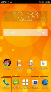 mobile tablette tous les mobiles et tablettes depanner desimlocker votre zte orange fova retrouver le numero imei