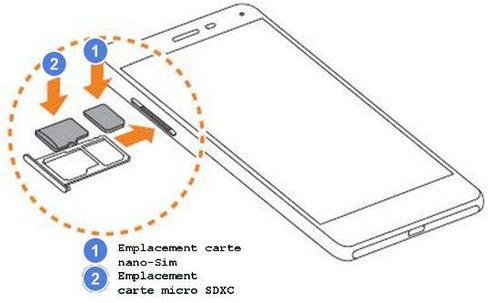 carte sim nano orange Orange Dive 71 : insérer la carte Nano SIM   Assistance Orange