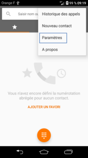 orange dive 72 enregistrer le num ro de la messagerie vocale 888 assistance orange. Black Bedroom Furniture Sets. Home Design Ideas
