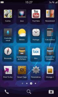 Désimlocker votre BlackBerry Z10 4G Liverpool : saisir le