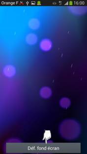 Samsung galaxy s4 mini changer de fond d cran for Fond ecran tablette samsung
