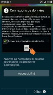 Samsung Galaxy S5 : démarrer le mobile - Assistance Orange