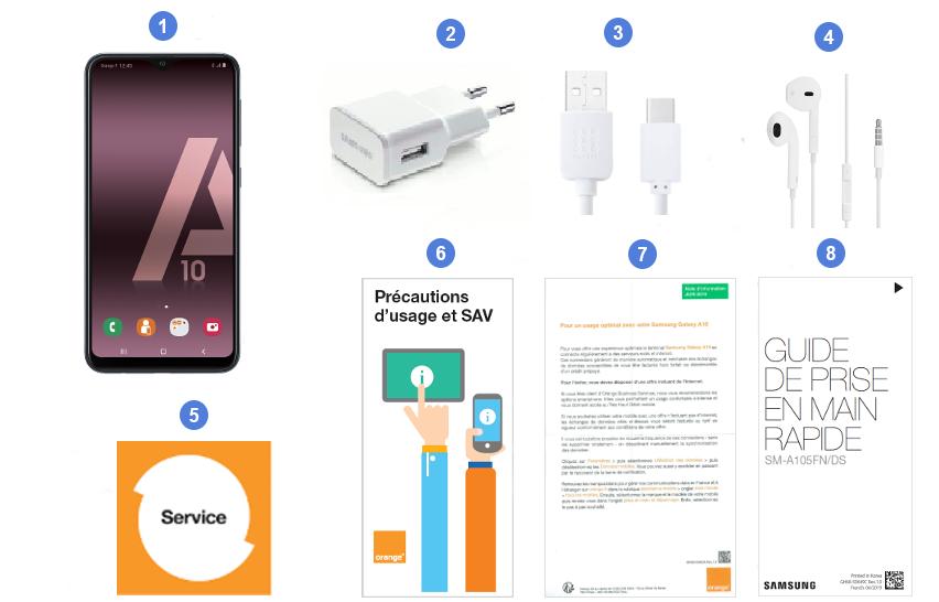 Comment Faire Une Capture Decran Sur Samsung A10