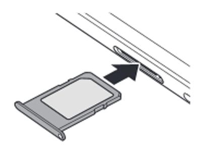 inserer carte sim samsung j3 Samsung Galaxy J3 2017 : insérer la carte Nano SIM   Assistance Orange