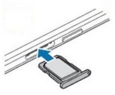galaxy s6 carte sim Samsung Galaxy S6 : insérer la carte nano SIM   Assistance Orange