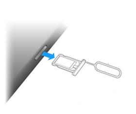Apple Ipad 9 7 2018 Inserer La Carte Nano Sim Assistance Orange