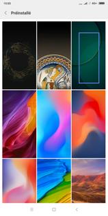 Android 8 Oreo Pour Xiaomi Changer De Fond D Ecran Assistance Orange