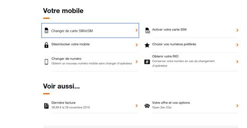 renouvellement carte sim orange Samsung : comment effectuer une demande d'eSIM pour votre mobile
