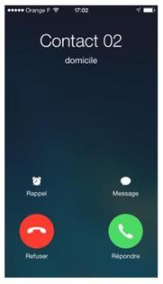 comment decrocher iphone